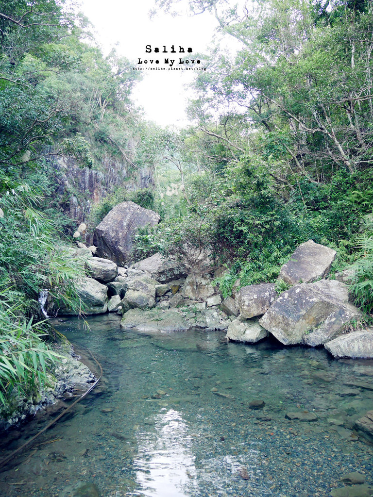 宜蘭礁溪旅遊景點秘境猴洞坑瀑布停留時間 (9)