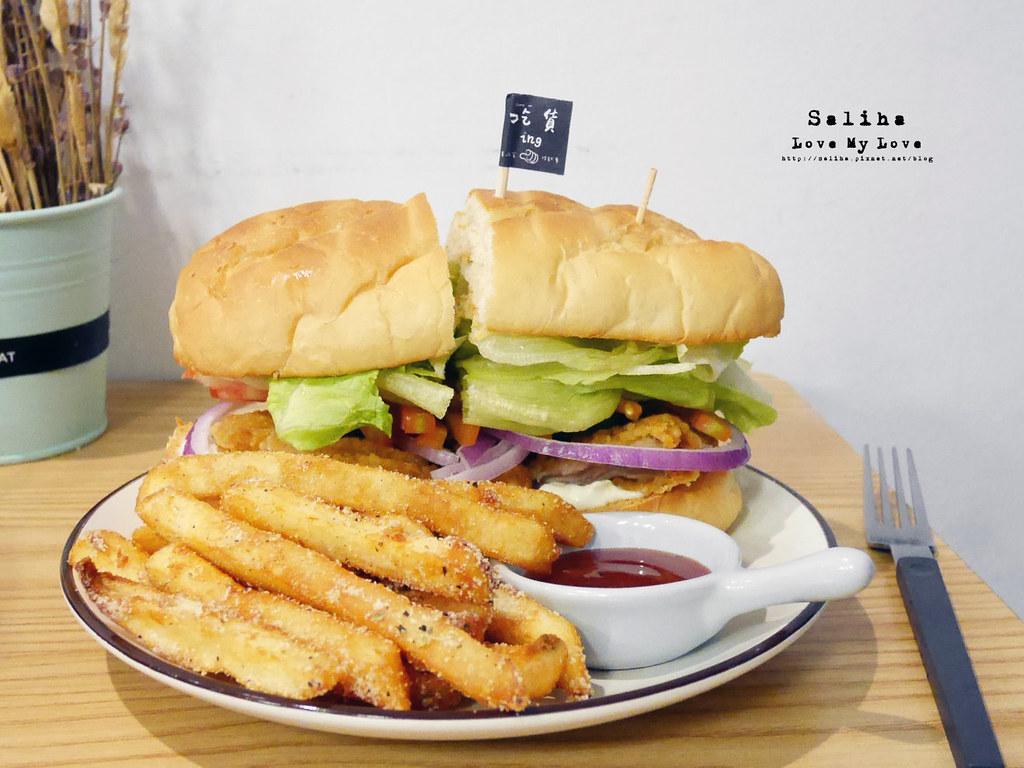 捷運新店區公所站附近咖啡廳早午餐餐廳brunch吃貨ing (6)