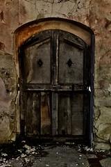 Door - Photo of Hargeville