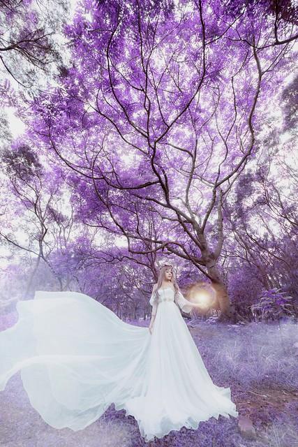 北部婚紗外拍景點,婚紗攝影,婚紗照,桃園華納婚紗,婚紗推薦,森系婚紗,精靈系婚紗,夢幻婚紗照,藝術照,精靈寫真,夢幻寫真