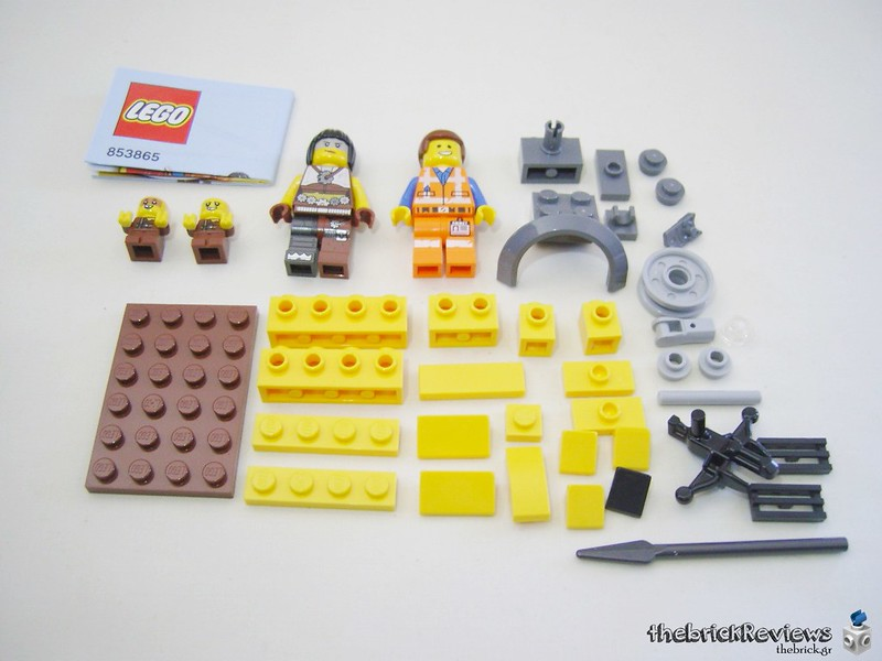 ThebrickReview: 853865 The Lego Movie 2 Accessory set  47297814891_2b27c15e62_c