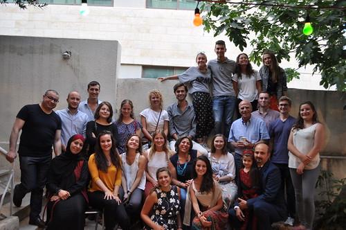 Stage annuel 2016-2017 Amman / Annual Arabic course 2018-2019 Amman