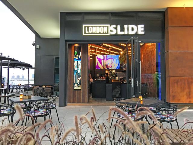 London Slide, Bluewaters Dubai