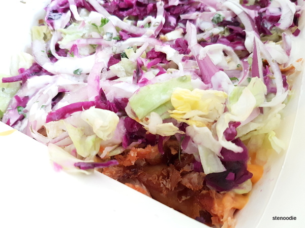 Chicken Kapsalon