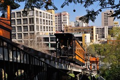 Angels Flight - Bunker Hill LA