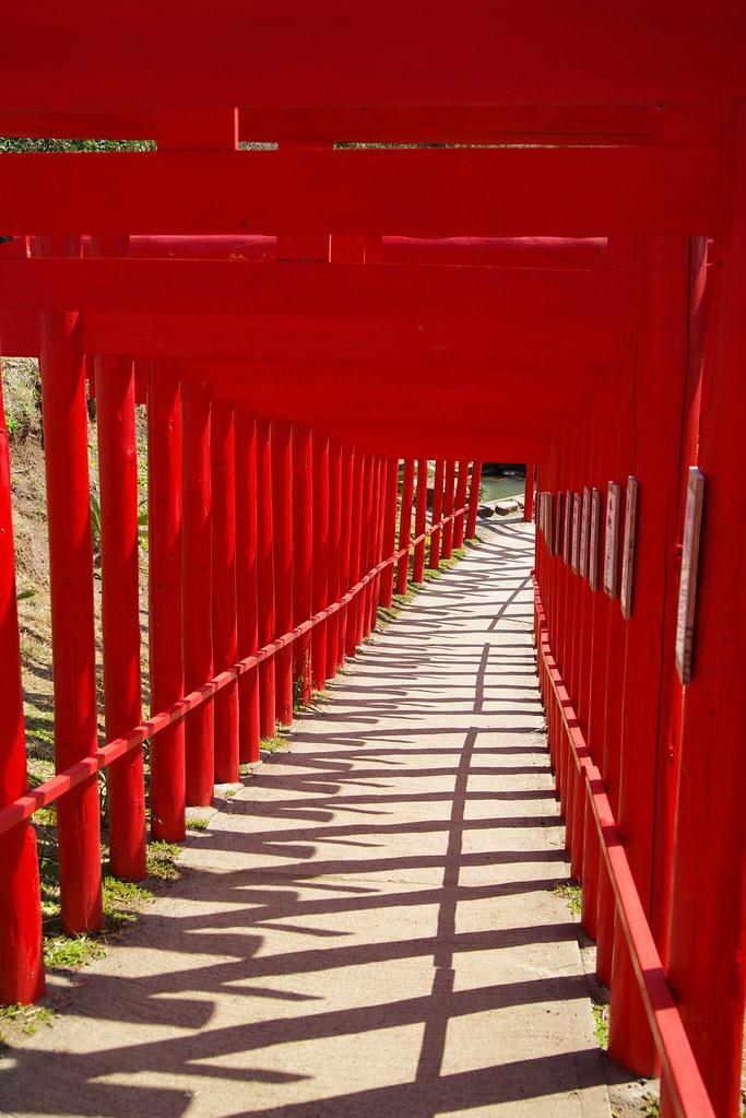元乃隅神社2