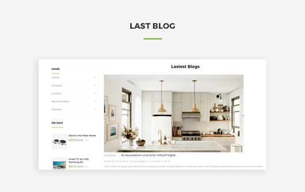Ap Bosch Best Prestashop Kitchen Theme - seo blog module