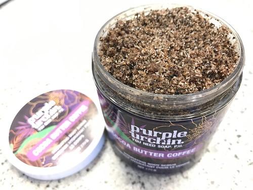 Purple Urchin scrub