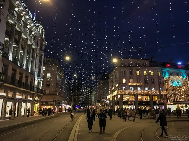 Zurich Christmas Lights
