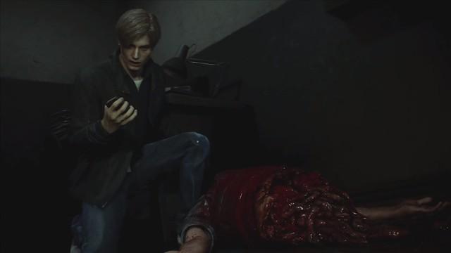 Resident Evil 2 Remake - Guts & Notes