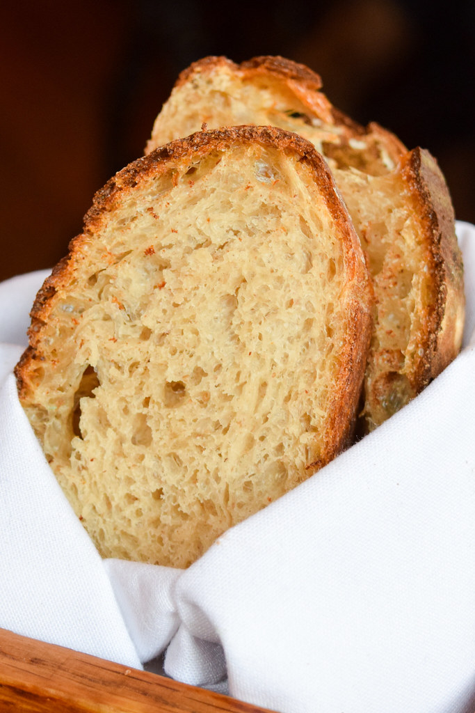 Fresh Bread at the Fordwich Arms, Canterbury
