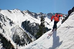 Silverton (USA): lyžování na Divokém západě