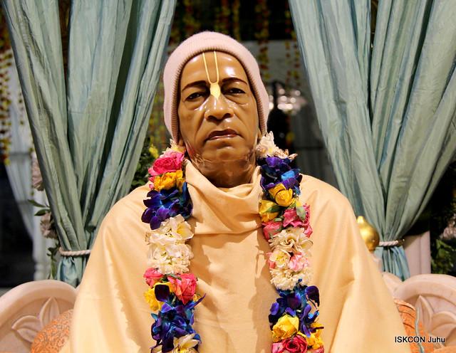 19 Feb 2019 Mangala Aarti Darshan ISKCON Juhu