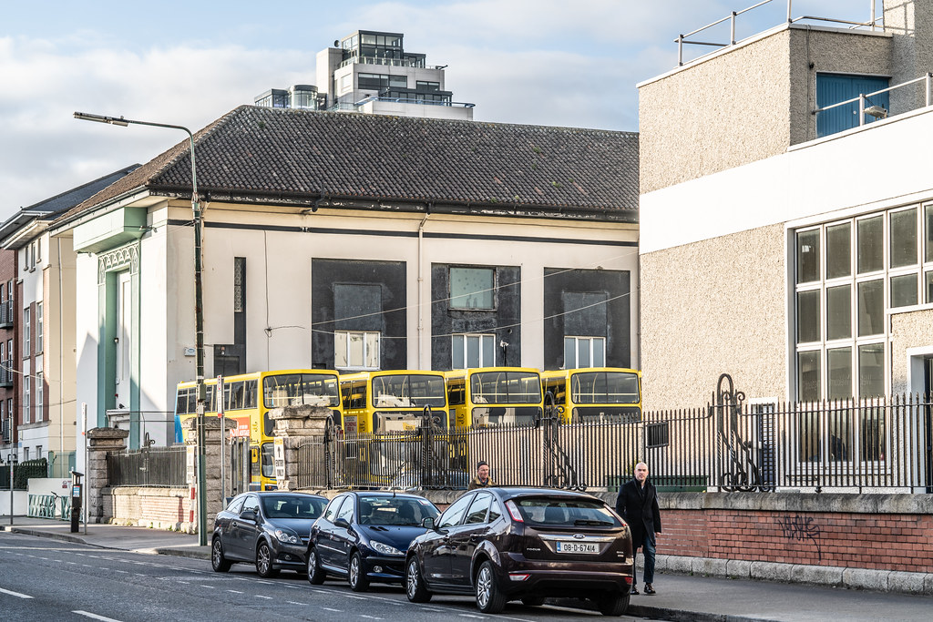 DUBLIN BUS DEPOT RINGSEND ROAD - FEBRUARY 2019 004
