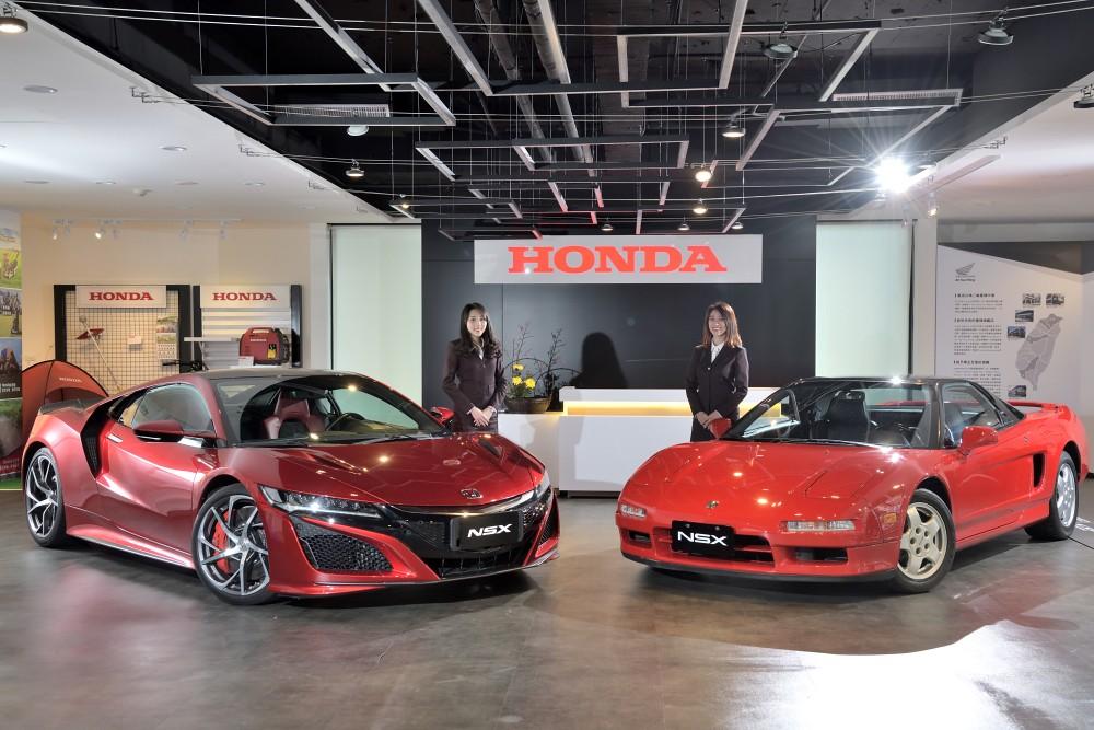 2019 Honda NSX系列展_2