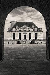 Lot et Garonne - Château de Duras