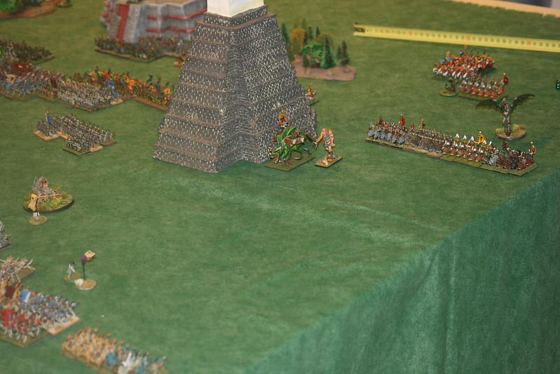 [4000 - Orcs+HL vs Khemri] La bataille des pyramides noires 32439625897_f56b4414be_c
