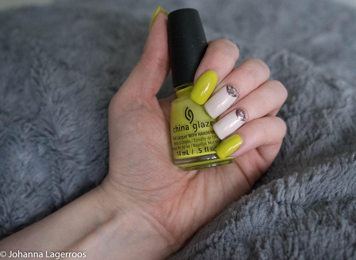 china glaze colorful nails