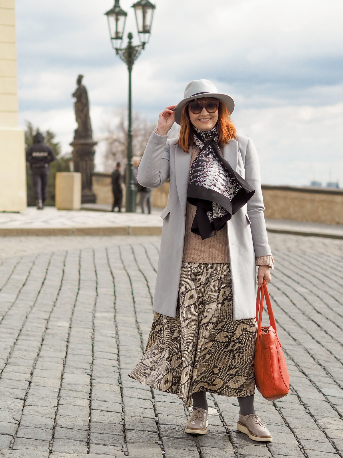 Over 40 Style: What to Wear for a European Sightseeing Break (in Prague) | Not Dressed As Lamb
