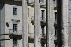 Nîmes, Maison Carrée (1. Jhdt.n.Chr.)