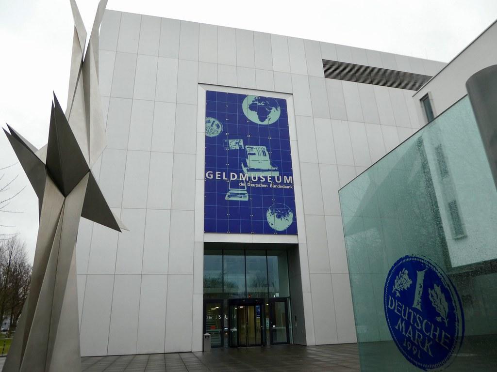The Money Museum of theDeutsche Bundesbank, Frankfurt