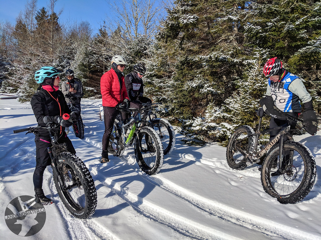 Fat Biking in Truro