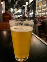 Drinking a Hop Space by Basqueland Brewing