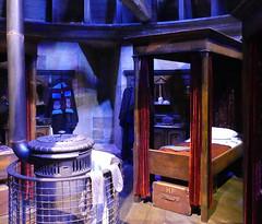 Gryffindor Boys Dormitory