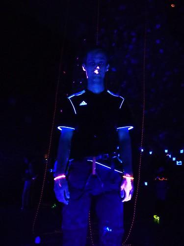 Glow In The Dark Zaalavond