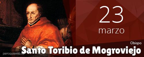 Santo Toribio de Mogroviejo