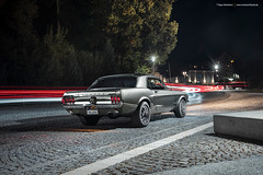 grey 1967 Ford Mustang Coupe - Shot 5