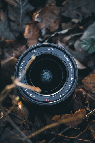 Sony Zeiss FE 16-35mm f4 Lens from Toni Hoffmann
