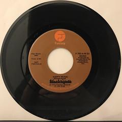 BLACKBYRDS:HAPPY MUSIC(RECORD SIDE-B)