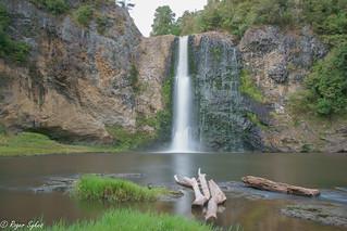 Hunua falls NZ