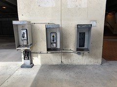 Former Bell South Pay Phones