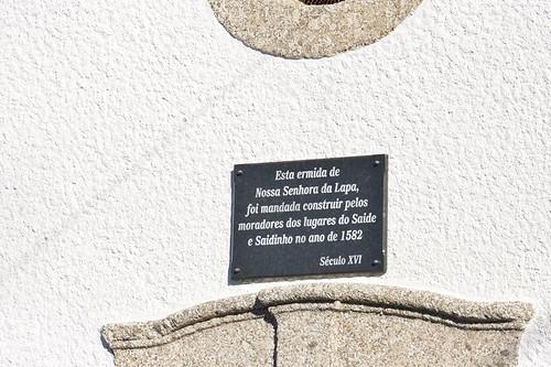 Saide- Anadia Portugal - Ermida Nossa Senhora da Lapa
