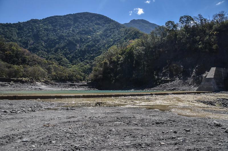 拉克斯溪第一攔沙壩 1