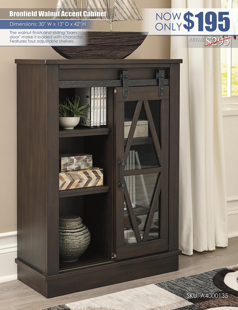 Bronfield Walnut Accent Cabinet_A4000135
