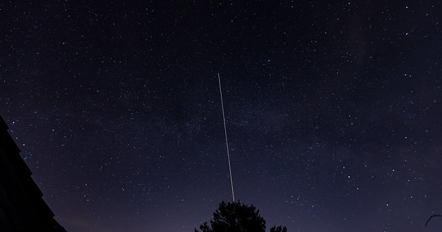 ISS + Dragon March 5