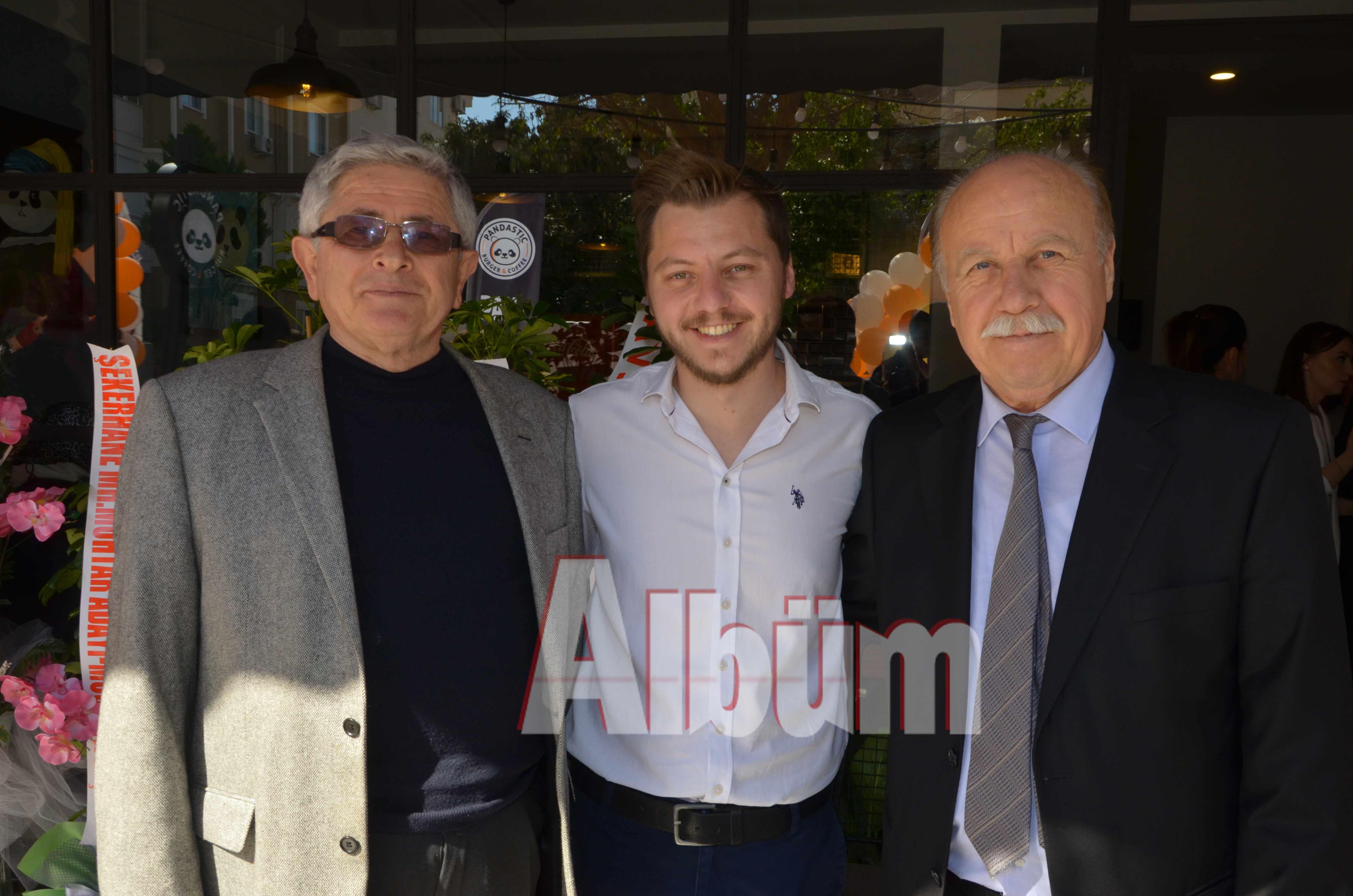 Mehmet Kan, Serdar Çağırıcı, Kerim Çağırıcı.