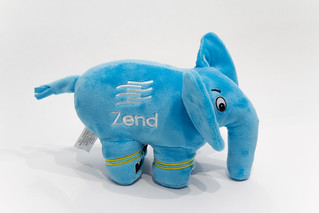 Zend Zoe elePHPant | by Atomic Taco