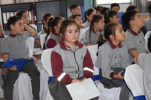 Certificación Lectora - Primeros Básicos - 2018