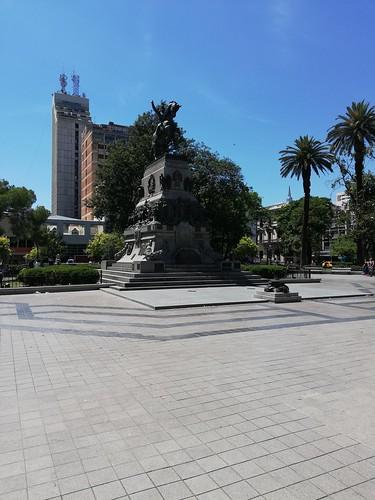 Monumento San martin,Cordoba ,Argentina !!