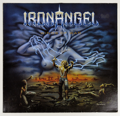 A0627 IRON ANGEL Winds of War