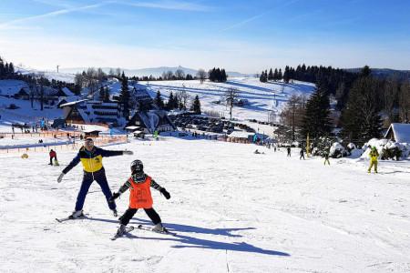 Tipy SNOW tour: Severák – kde děti mají pré