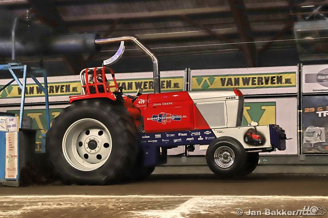 2019 Indoor Zwolle 4,5 ton Supersport