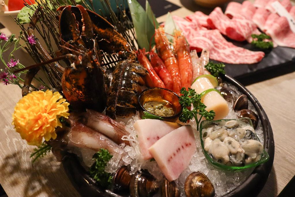 釧井 飛驒牛(海鮮鍋物) (52)