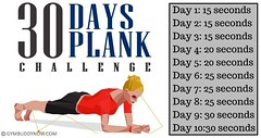 Try The 30 Day Plank Challenge For Beginners - Plank Workout