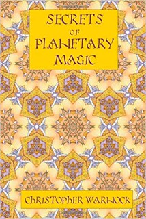 Secrets of Planetary Magic -Christopher Warnock