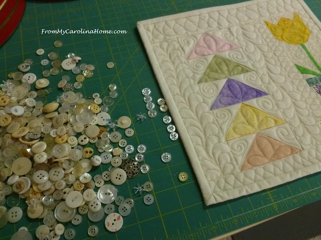 Buttonmania at FromMyCarolinaHome.com